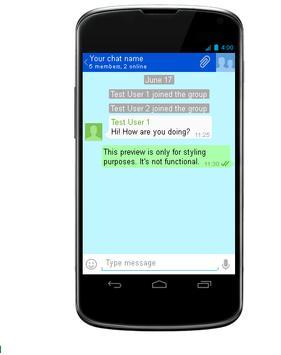 mlmMessenger! For Networks apk screenshot