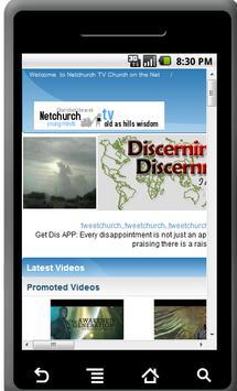 netchurch apk screenshot