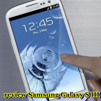 review Galaxy S III poster