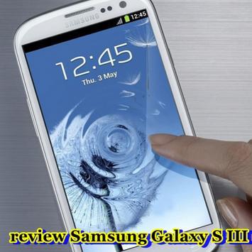 review Galaxy S III apk screenshot