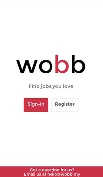 Wobb poster