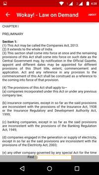 Wokay! - Law On Demand apk screenshot