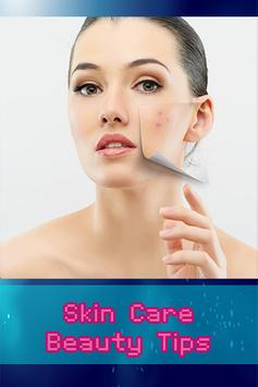 Skin Care Beauty Tips poster