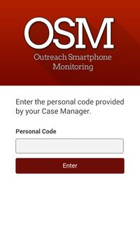 Outreach Smartphone Monitoring apk screenshot