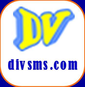 Divine SMS poster