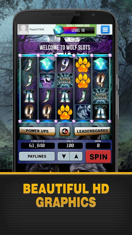 Wolf Slots - Slot Machine APK Download - Free Casino GAME ...