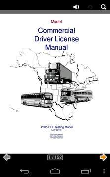 Iowa CDL manual poster