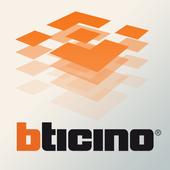 Bticino Camera Viewer icon