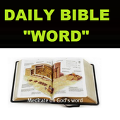 Featured Bible Word of the Day icon