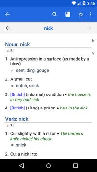 Dictionary - WordWeb apk screenshot