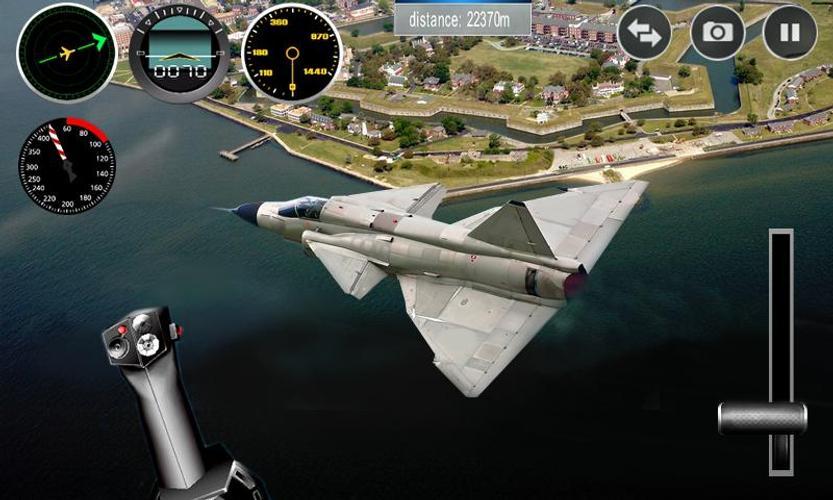 Simulador De V O 3d Apk Baixar Gr Tis A O Jogo Para