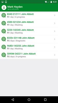 WorkshopChat apk screenshot
