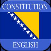Constitution of Bosnia icon