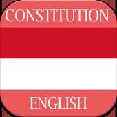 Constitution of Indonesia icon