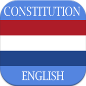 Constitution of Netherlands icon