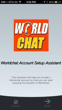 Worldchat apk screenshot