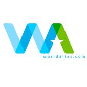 Worldalias terminal icon