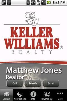Matthew Jones - PA Realtor poster