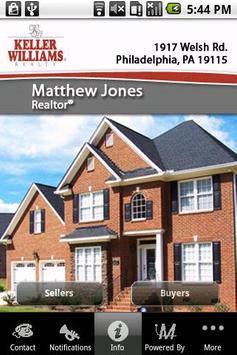 Matthew Jones - PA Realtor apk screenshot