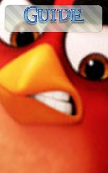 Guide of Angry Birds Action poster