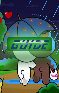 Guide of LINE Bubble 2 poster