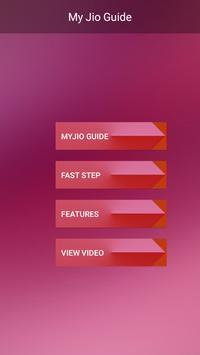 Jio Sim Guide poster