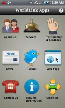 WorldLink Apps poster
