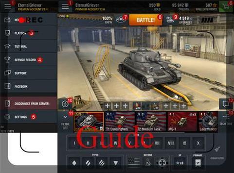 Hacks for World of Tank B poster