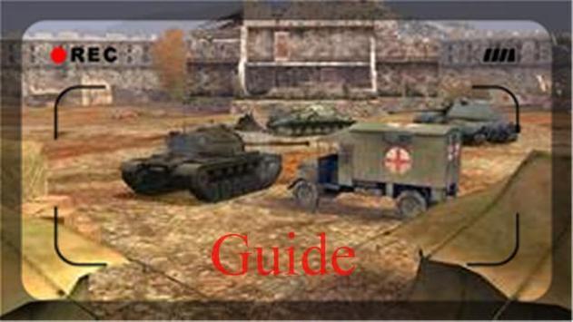 Hacks for World of Tank B apk screenshot