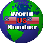 World US Number icon