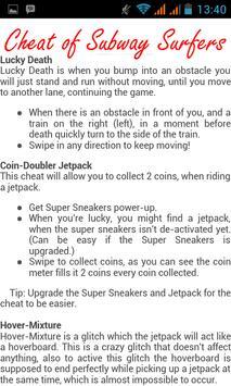 Guide: Subway Surfers 2 win apk screenshot