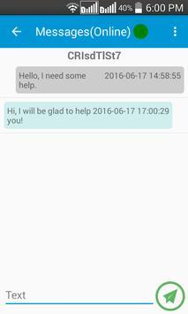 wp-chat apk screenshot