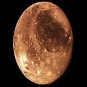 planet Mercury icon