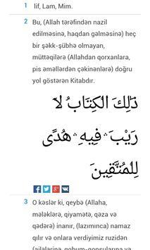 Quran.az apk screenshot