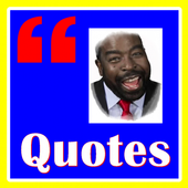 Quotes Les Brown icon