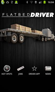 Flatbed Driver poster