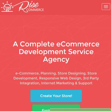 RiseCommerce Magento Experts poster