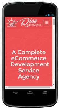RiseCommerce Magento Experts apk screenshot