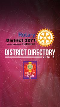 Rotary District Directory apk screenshot