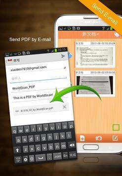 WorldScan-Scan Documents&pdf apk screenshot