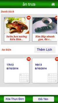 Mon An Han Quoc - Mon Ngon apk screenshot