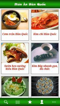 Mon An Han Quoc - Mon Ngon poster