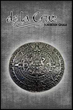 The DeLa Cruz Mexican poster