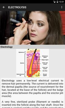 Electrolysis & Perm Make-up apk screenshot