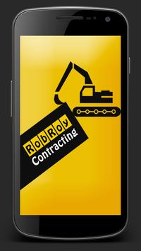 Rob Roy Contracting poster