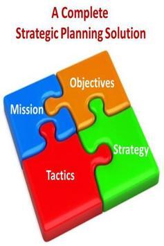 Strategic Plan Templates poster