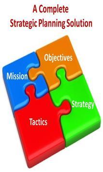 Strategic Plan Templates apk screenshot