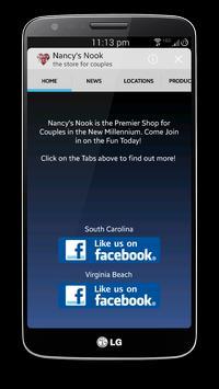 Nancy's Nook poster
