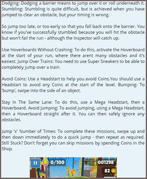 Guide For Subway Surfer poster