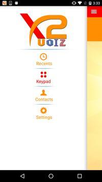 X2voiz apk screenshot